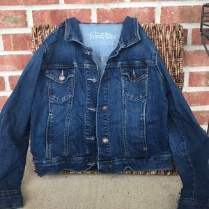 Jean jacket (old navy)